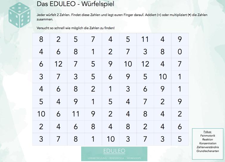 Würfelspiel 10000 Anleitung