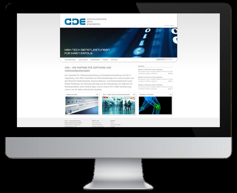 CDE Webdesign
