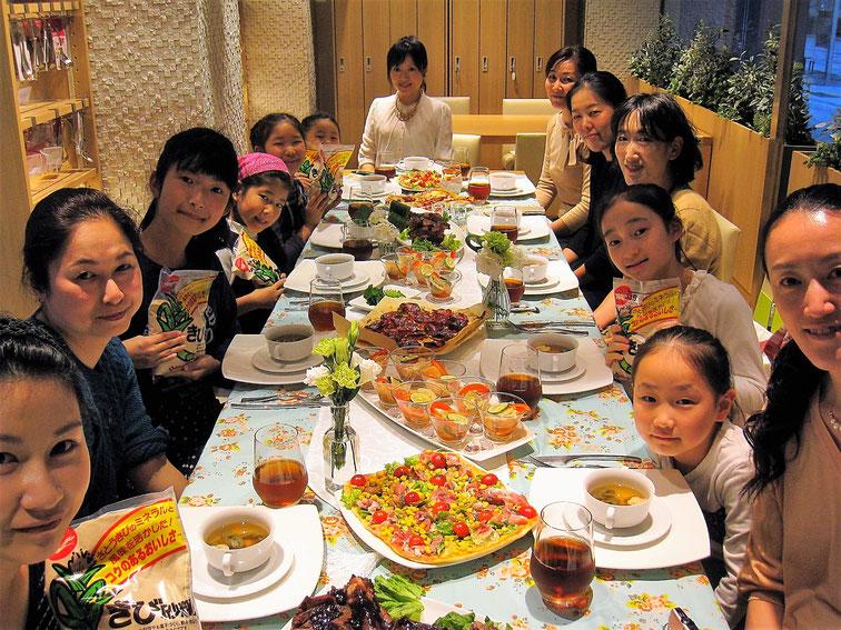 エムズ レッスン 新宿区 高田馬場 大人と子供の料理教室