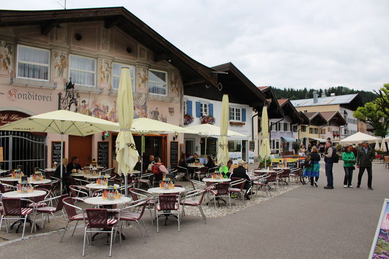 In Mittenwald