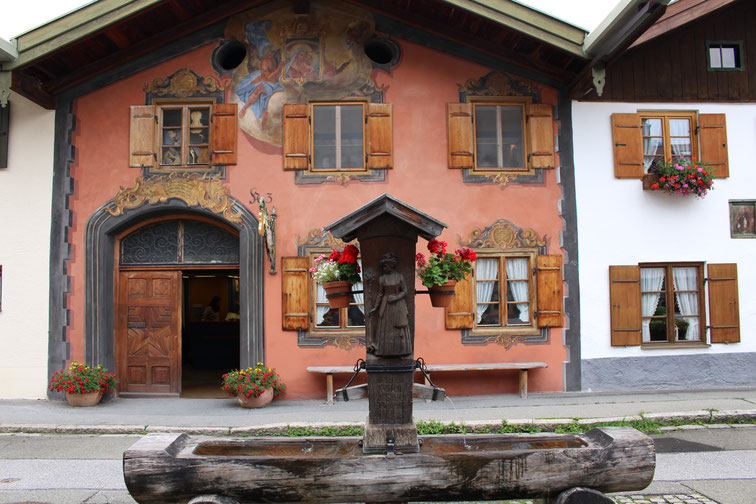 Geigenbaumuseum in Mittenwald