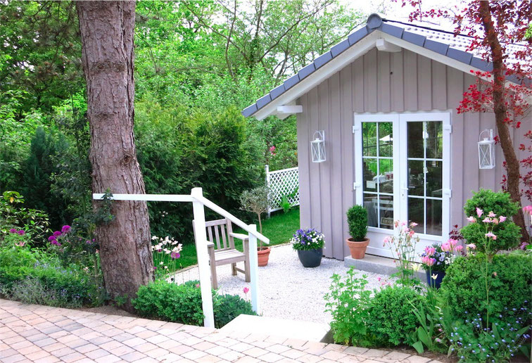 Gartenhaus No. 7 in Kirchen -Susanne Hebel Home & Decoration