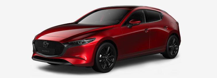 new Mazda3 - coming soon