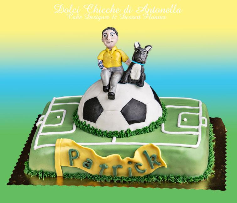 torta calcio- spezia calcio-la spezia-torte-sarzana-liguria-feste-eventi