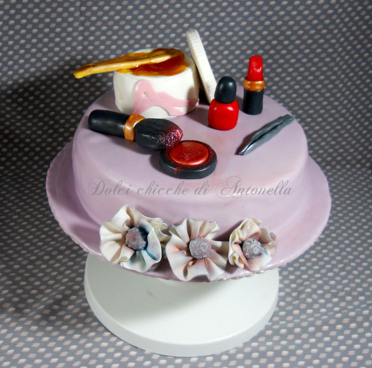 torta fashion- estetista-trucchi-makeup-la spezia-liguria