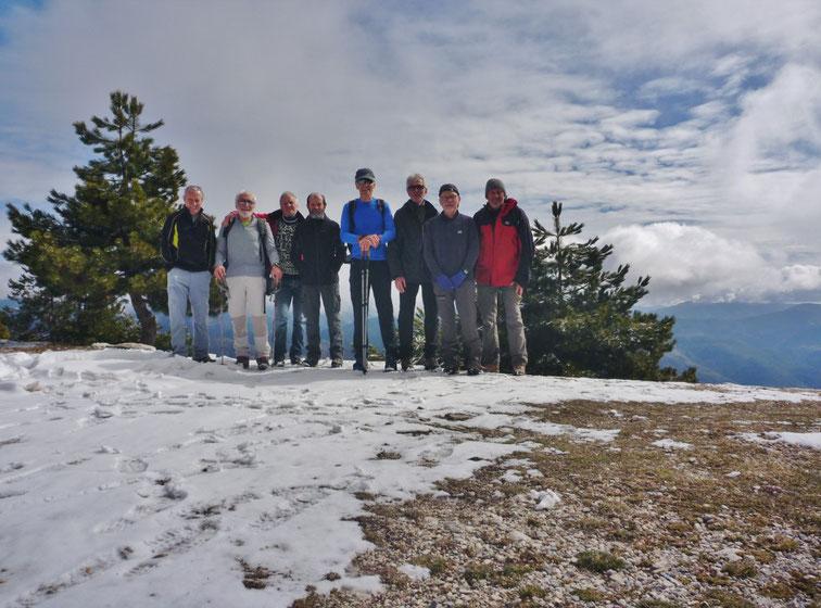 Mt Férion (1412 m)