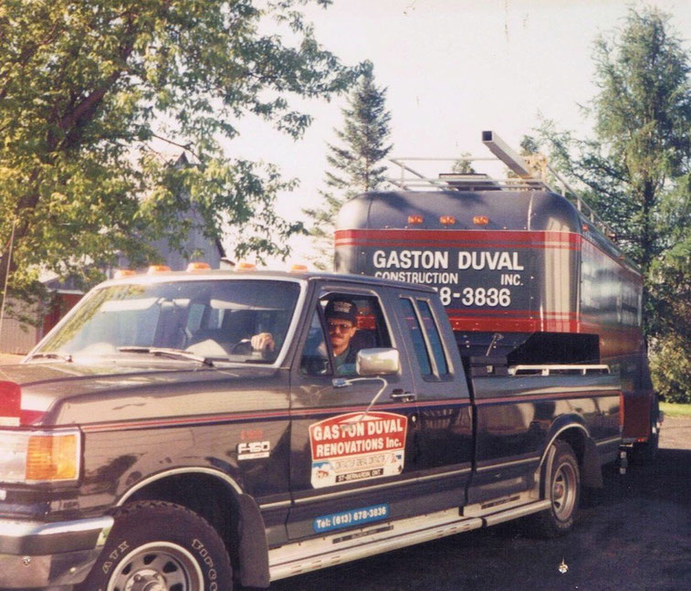 Gaston Duval Rénovations Inc.
