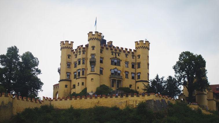 bavière allemagne château