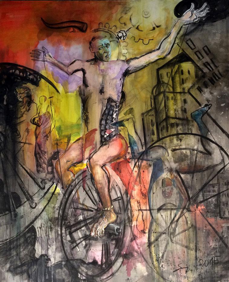 DDR-Maler Frank Schult