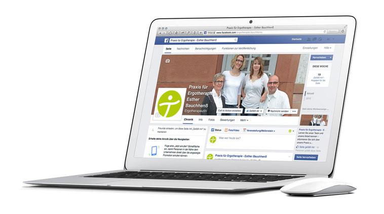 Facebook, Seite, Präsenz, Gefällt mir, Neuigkeiten