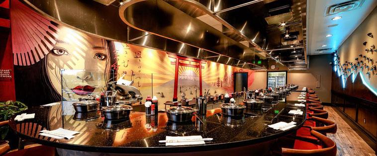 飲食店、日本料理屋、