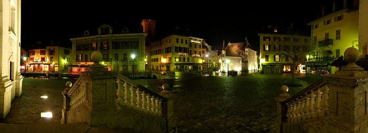 Annecy, Place Saint François
