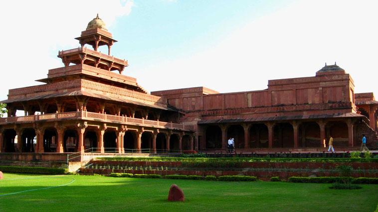 Reiseberichte Indien: Fatehpur Sikri