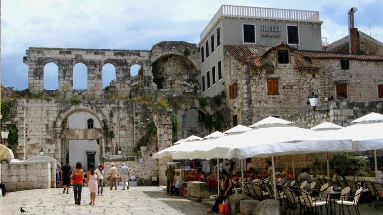 Kroatien Urlaub Split