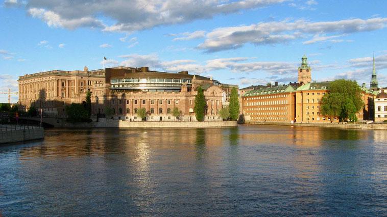 Stockholm, Schweden: Urlaub an der Ostküste