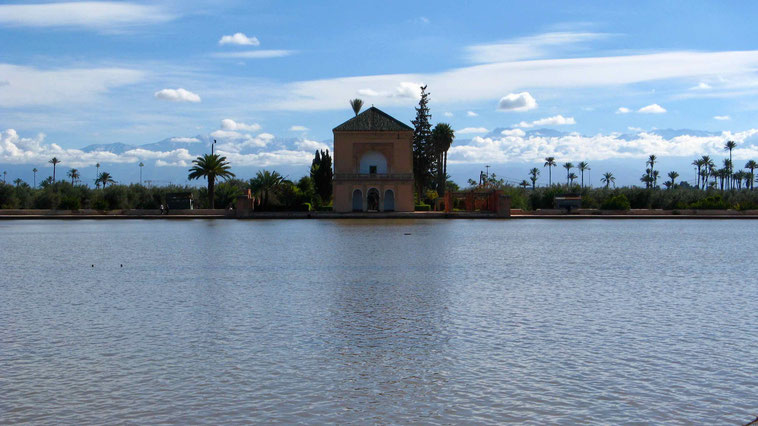 Menara Garten Marrakesch