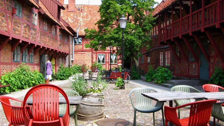 Schweden Urlaub, Südküste: Ystad