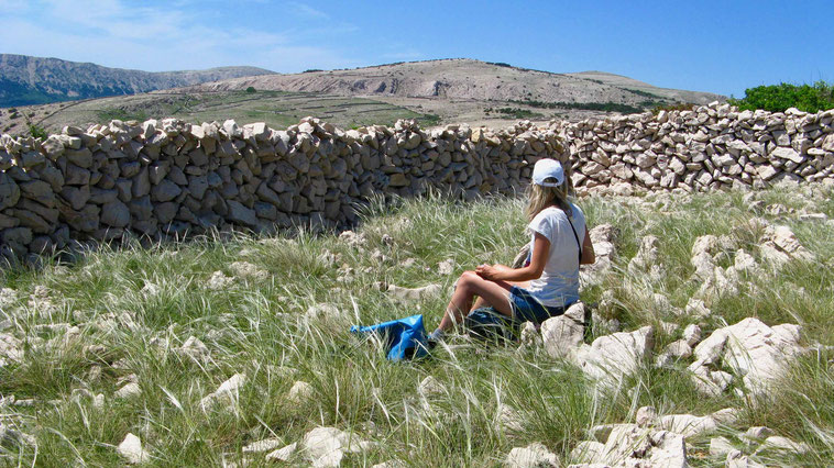 Urlaub in Kroatien, Insel Krk: Baska und Umgebung