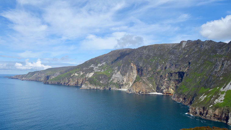Irland Reiseroute: Slieve League in Donegal