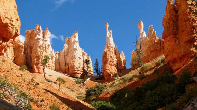 Reiseberichte USA: Bryce Canyon, Wandertipps