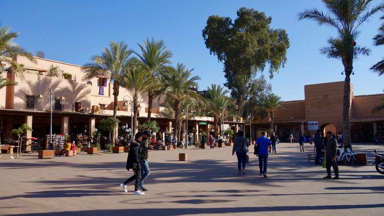 Reiseberichte Marokko: Marrakesch