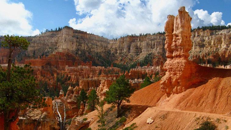 Wandern im Bryce Canyon, USA