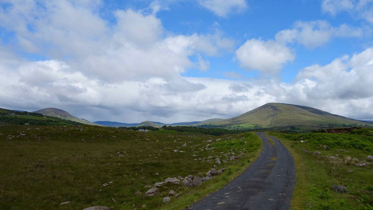 Wild Nephin Wilderness, Co. Mayo, Irland