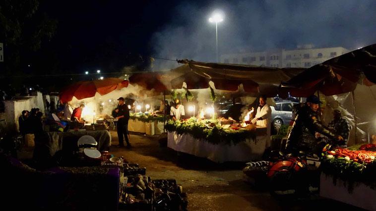 Meknes, Place Lahdime