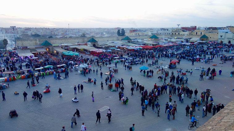 Meknes, Marokko