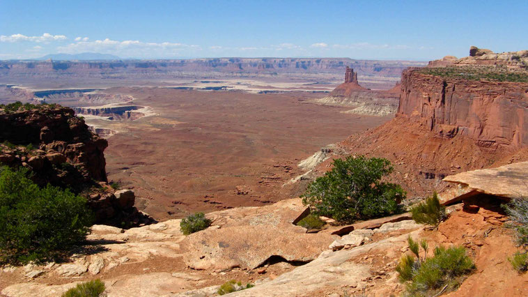Canyonlands Nationalpark, USA Rundreise