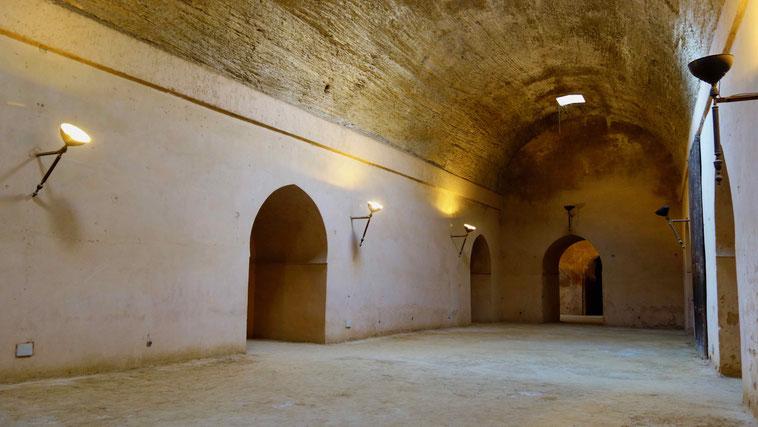 Kornkammer, Cite imperiale, Meknes