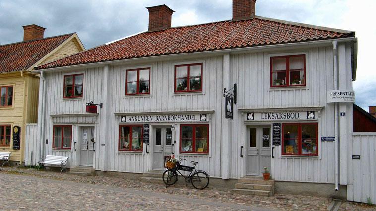 Ostküste Schweden: Gamla Linköping. Reiseberichte