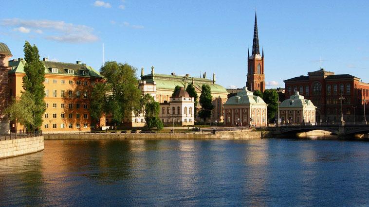 Stockholm, Schweden: Ostküste