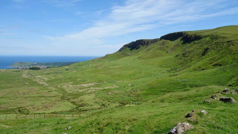 Wandern in Nordirland: Antrim Hills Way