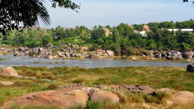 Indien Reiseberichte: Hampi in Karnataka