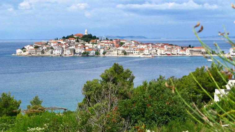 Reisetipps Kroatien Urlaub: Die schönsten Dörfer, Primosten