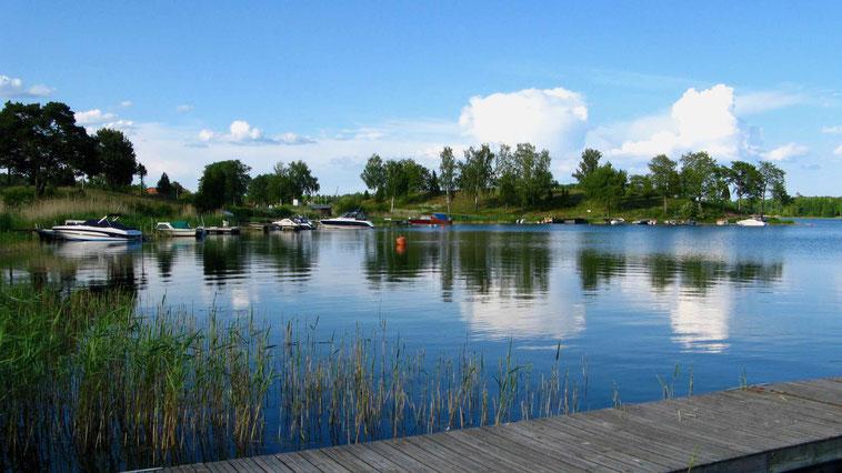 Loftahammar, Schweden: Urlaub Ostküste.