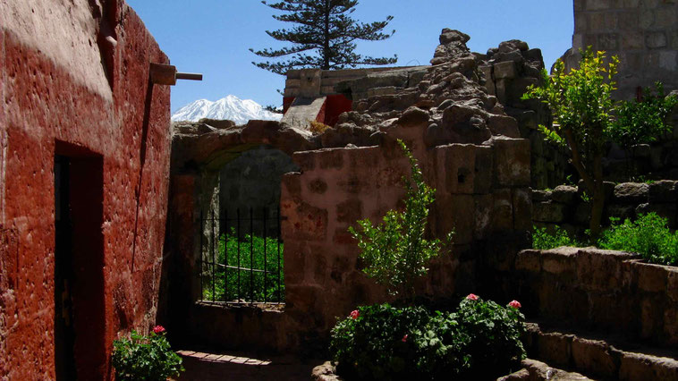 Arequipa, Peru: Kloster Santa Catalina.