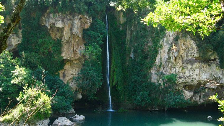 Reiseberichte: Saint-Rome-de-Tarn, Frankreich, Campinplatz