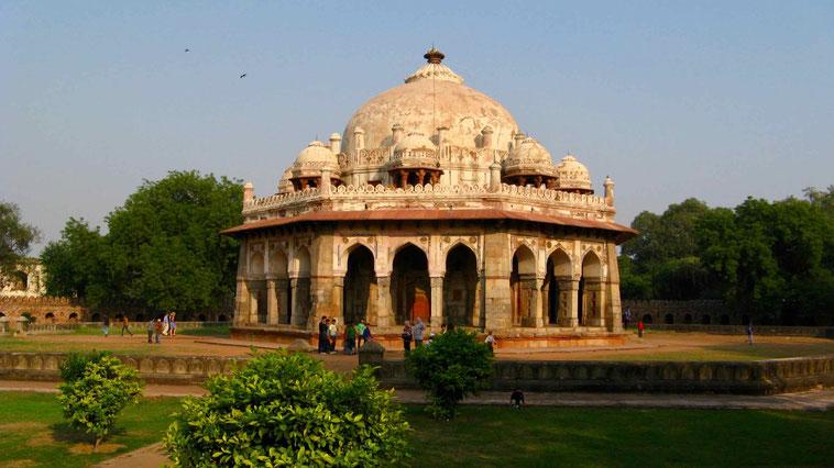 Indien Reise: Agra und Neu-Delhi