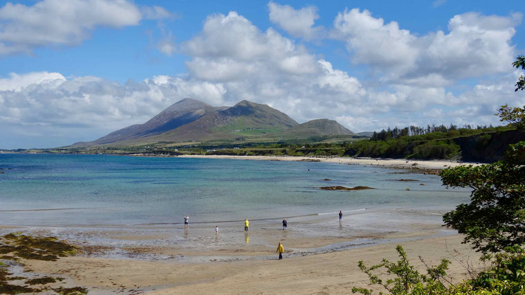 Irland Urlaub: Anreise, Wetter, Camping