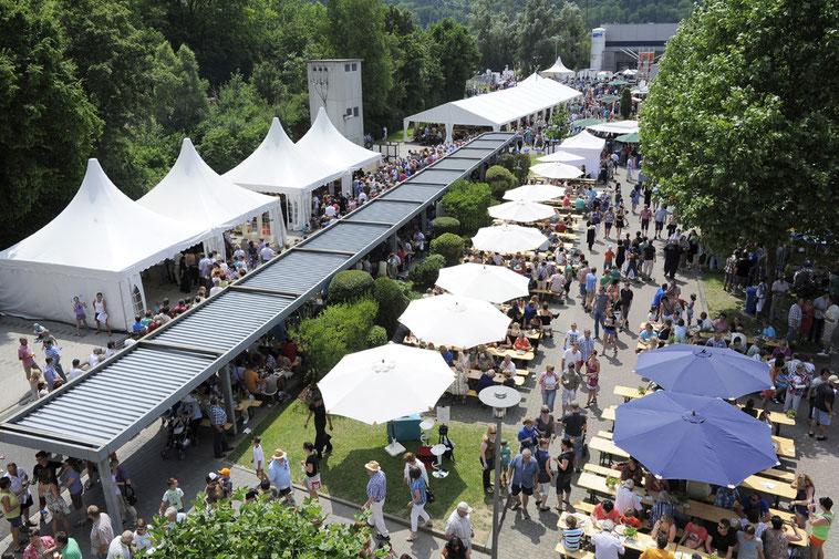 welcome-net, Veranstaltungsorganisation Stuttgart, Familientag, Großveranstaltung, Besucher auf Meile