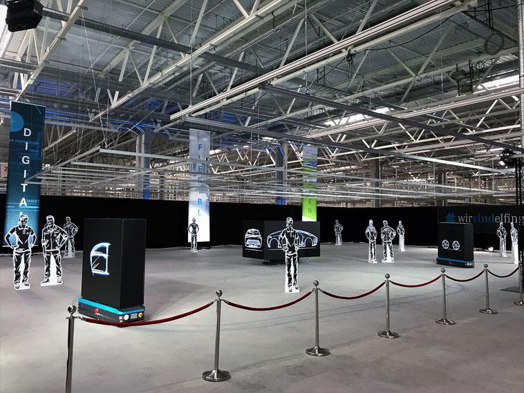 welcome-net, Full-Service-Agentur Stuttgart, Grafikproduktionen