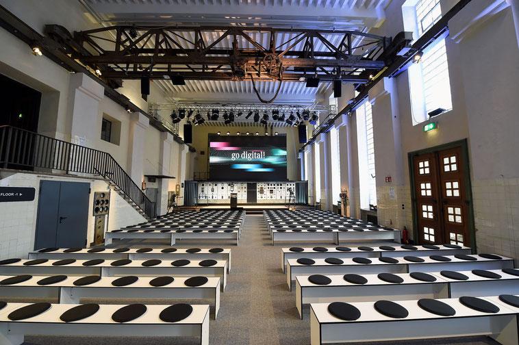 welcome-net Stuttgart, Eventagentur, Kraftwerk Rottweil, Führungskräfte-Meeting