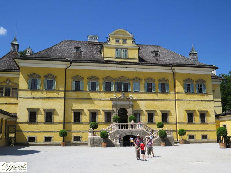 Schloss Hellbrunn, Salzburg