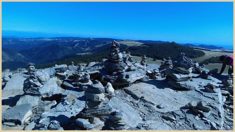 Vue depuis le Mont Gerbier