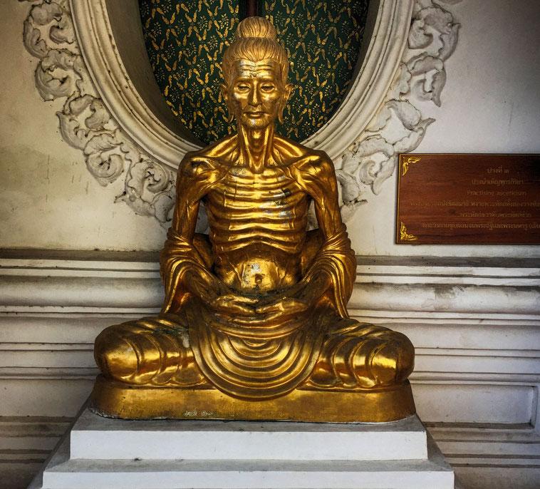 Buddha, wie er nur selten dargestellt wird