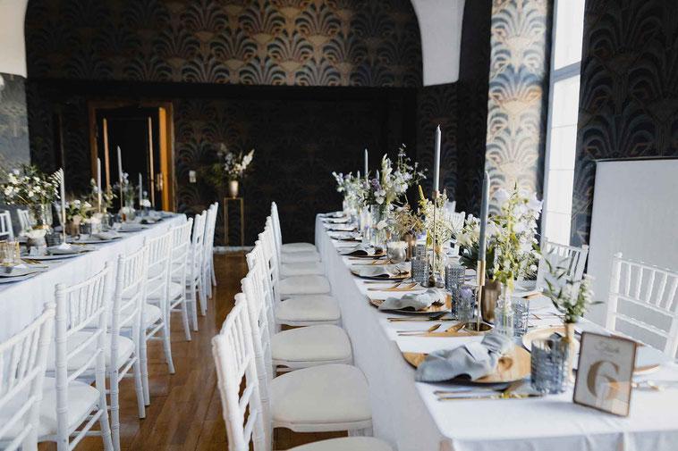 20ér Jahre Stil im Gästehaus am Lehnitzsee