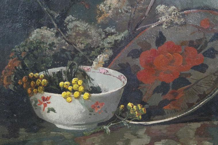 te_koop_aangeboden_een_bloemstilleven_van_de_kunstschilder_theo_goedvriend_1879-1969