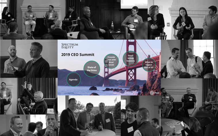 Spectrum Equity 2019 CEO Summit